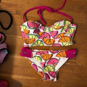 Colorful Watermelon Bikini